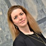Picture of Anne-Sophie Haagensen, Senior Compliance Officer in Danske Bank, Group Compliance